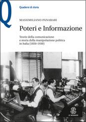 Poteri e informazione. Il nuovo libro di Massimiliano Panarari