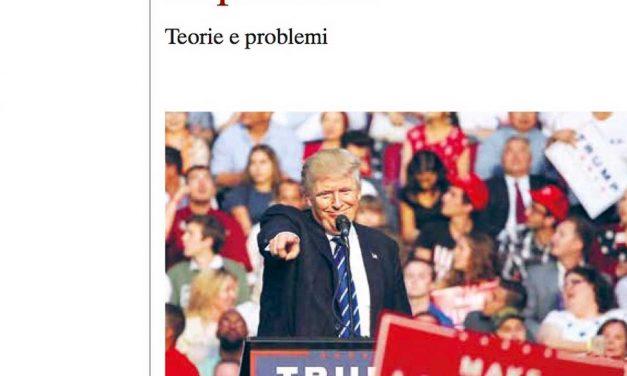 Populismo. Presentazione del libro di Manuel Anselmi
