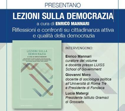 Cittadinanza attiva e qualità della democrazia