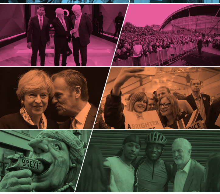 UK Election Analysis 2017: Media, Voters and the Campaign. Publication available