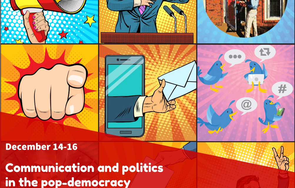 Communication and politics in the pop-democracy